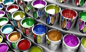 Колеровка краски