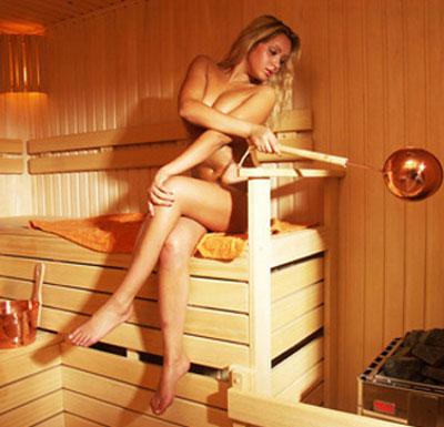 Фото красивых девушек баня