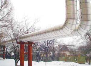 Теплоизоляция трубопровод