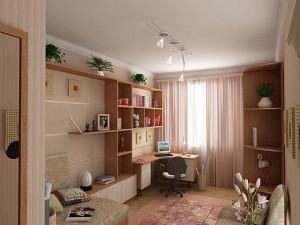 Дизайн комнаты для подростков
