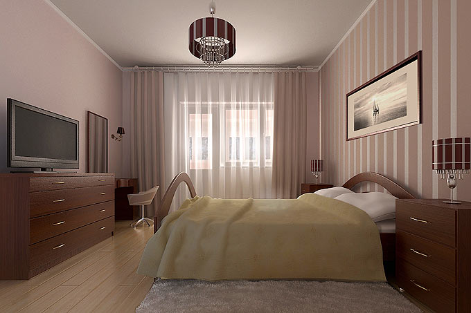 Дизайн комнаты своими силами