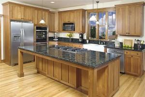 Какой пол стелить на кухне