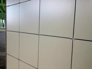 Керамогранитные плиты для фасадов