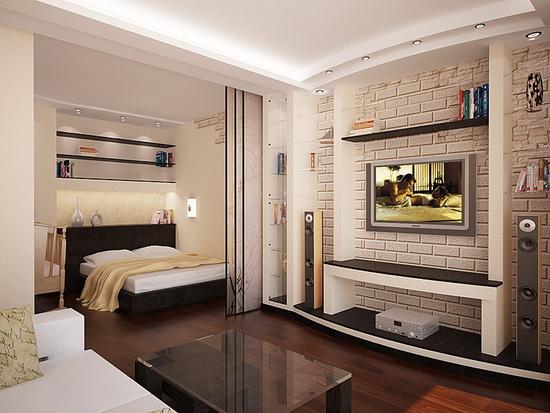 Планировка 2-х комнатных квартир: фото, схема