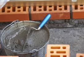 Вяжущие строительные материалы
