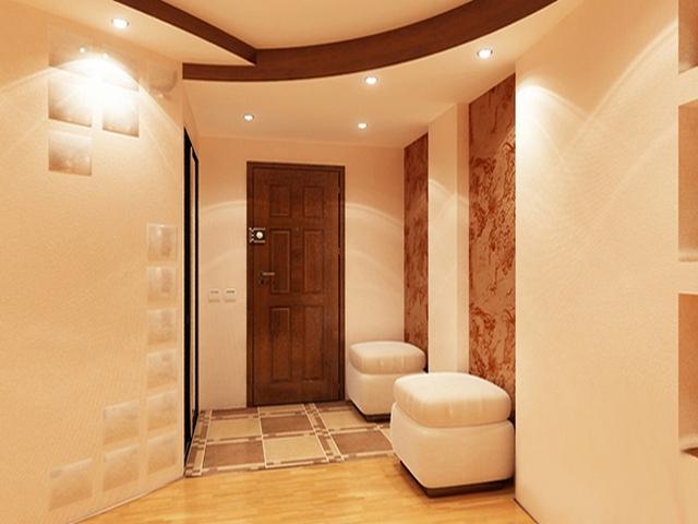 Как сделать коридор квартиры