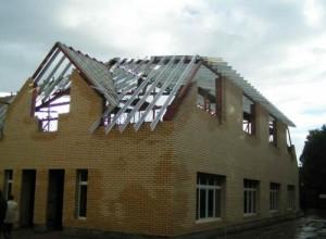 Устройство чердачной крыши