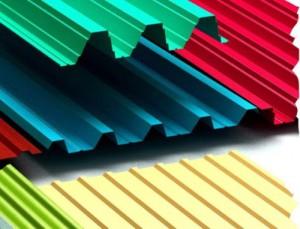 Виды кровельных материалов для крыши