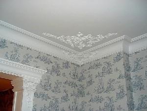 Лепнина на потолок