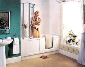 Спец. ванны для людей с ограниченными возможностями
