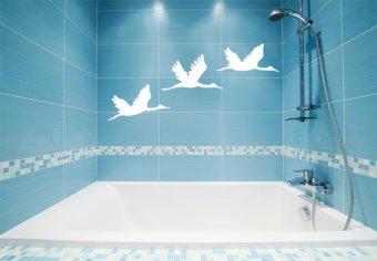 Как самому уложить плитку в ванной