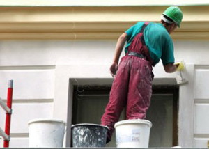 Шпатлевка для фасадных работ