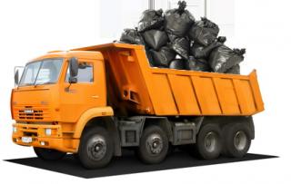 Что делать с большим количеством строительного мусора?